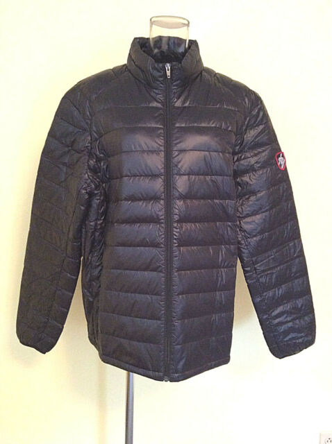 Buy Pepper Foster Monkey Sport Black Goose Down Puffer Coat Jacket ... ba4c20ebf50d