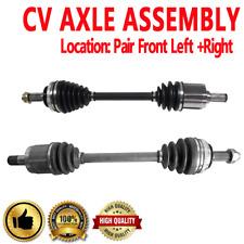Front Pair CV Axle Assembly for HONDA ACCORD 95-97 V6 2.7L 2675cc