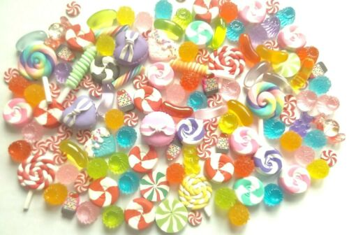 Decoden Charms Slime Making Crafts Craft Supplies Jelly Sweet Cabochon Set