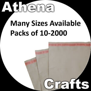 Quality-Grey-Poly-Plastic-Mailing-Sacks-Postal-Bags
