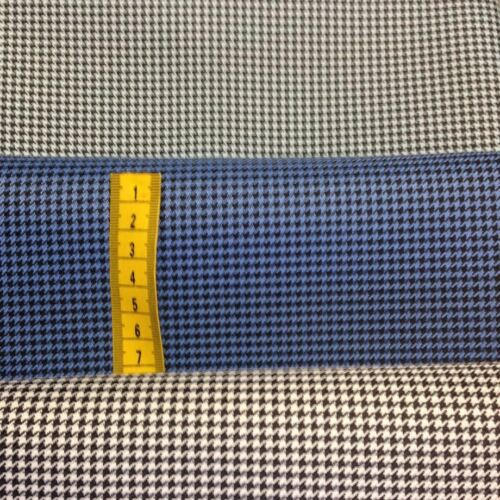 garnitures Ultra fine dogtooth tissu large rouleau 160cm craft,