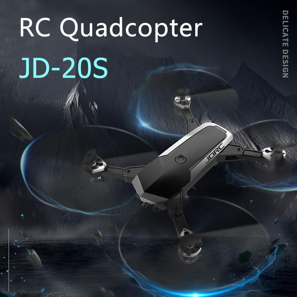 JDRC JD-20S WiFi FPV RC Quadcopter Foldable Remote Control  Drone 50-80M 1800 mAh  spedizione veloce e miglior servizio