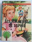 Les malheurs de Sophie - Comtesse De Ségur - Collection De L'Arbre Rond 1977