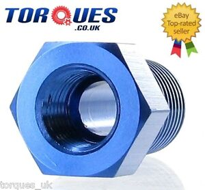 1-4-034-NPT-Male-to-1-8-034-NPT-Female-Straight-Adapter-Blue