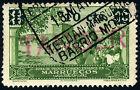 MARRUECOS CORREO NACIONAL LINEAL TANGER BARRIO MORO
