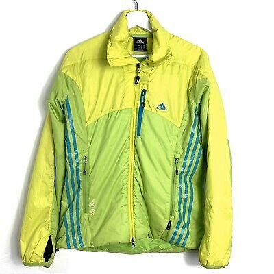 Adidas Primaloft femme vert veste Terrex Extérieur Primaloft Taille 10 | eBay