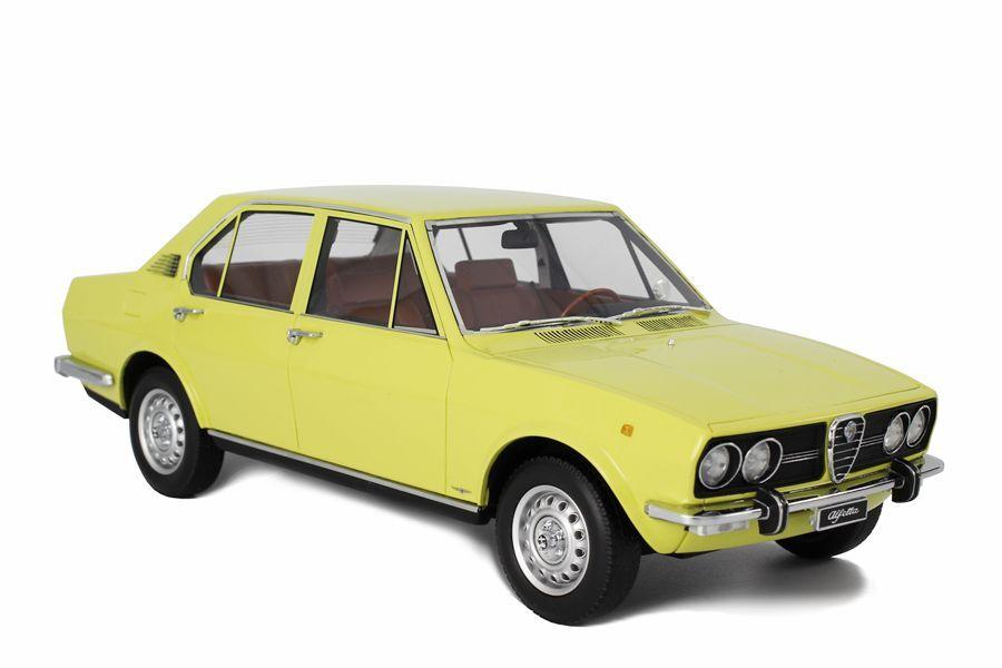 Laudoracing modellen alfa romeo alfetta 1,8 1972 1,18 lm097b harz - modell