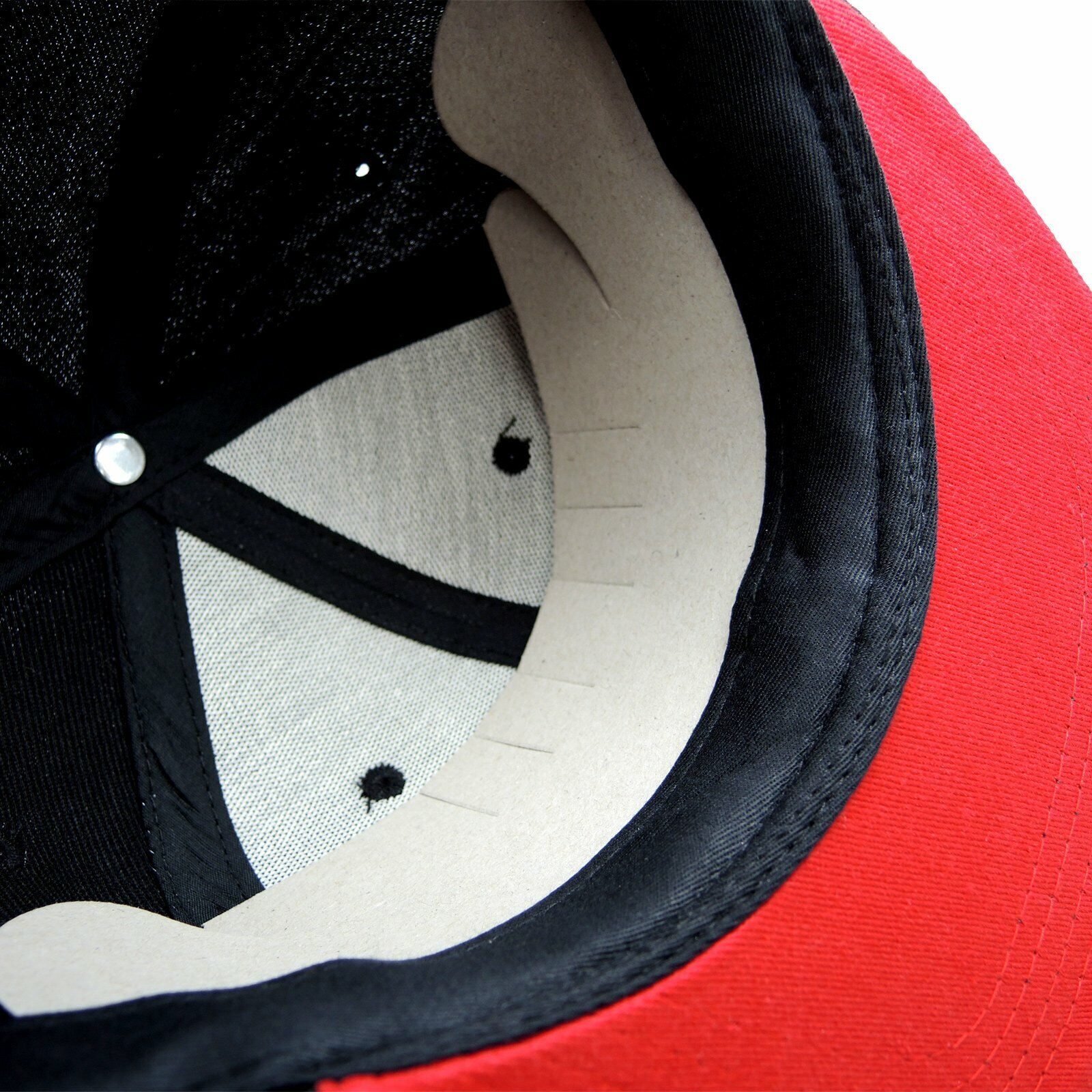 Noragami Snapback Hat ~ Black & Red - image 5