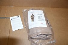 Dupont Tychem 5000 Cpf3 Chemical Hazmat Protective Coverall Suit Size 3xl