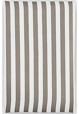 Freundlich Bettbezug Bezug Pure & Simple Gestreift Creme Braun135 X 200 Cm Reißverschluß Ein Unverzichtbares SouveräNes Heilmittel FüR Zuhause Bettwaren, -wäsche & Matratzen