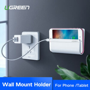 UGREEN-Universal-Wall-Stand-Mount-Phone-Charger-Holder-for-iPhone-Samsung-Tablet