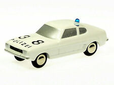 """Schuco Piccolo Ford Capri """"Polizei""""  # 50524400"""