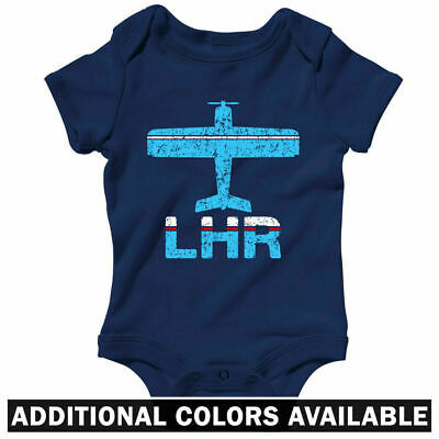 Colorado Baby Infant Creeper Romper NB-24M Fly Denver DEN Airport One Piece