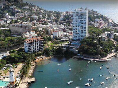 Departamento en venta Acapulco, conjunto residencial Marina Acapulco