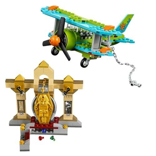 10430 SCOOBY DOO MYSTERY MACHINE Bus Building Blocks Toy Xmas Birthday Gift