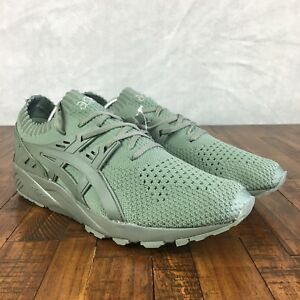 8181 12 Kayano About Trainer Shoes Sneakers Size Knit H705n Olive Details Mens Asics Gel Agave qpVSUzGM
