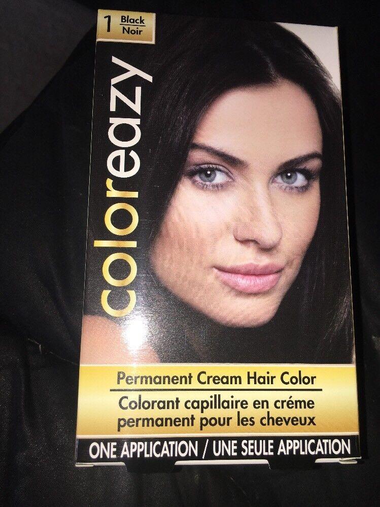 Hair Color Black