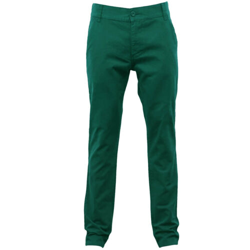 Kushiro city Slim Fit Pantaloni chino da uomo SZ