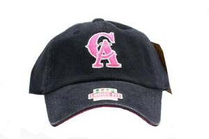 American-Needle-Raglan-Wash-Ladies-California-Angels-Navy-and-Pink-Baseball-Hat