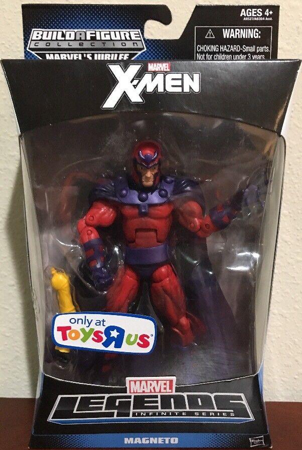 Magneto - Marvel Legends Jubilee BAF TRU wave 6  X-menschen Spielzeugs R' Us - EXCLUSIVE