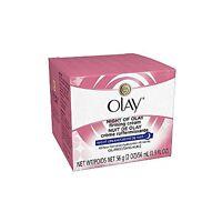 5 Pack - Olay Night Of Olay Firming Cream 2 Oz Each