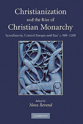 1 of 1 - Christianization and the Rise of Christian Monarchy: Scandinavia,-ExLibrary