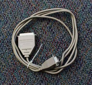 Apple-Serial-Cable-DB-9-to-DB-25-128K-512K-Image-amp-Laser-Writer-Printer-6-ft