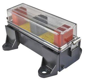 4 veces KFZ relés zócalo versión relaisbox recuadro calidad de MTA auto