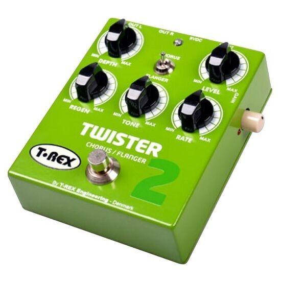 Pédale d'Effet T-REX Twister II Chorus Flanger