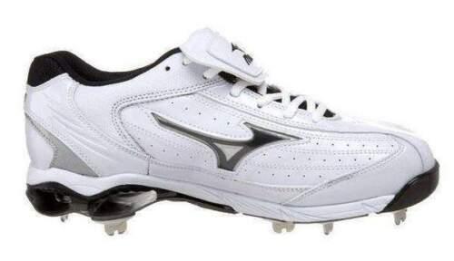 Neuf Mizuno Men/'s 9-Spike classic low G5 LC Baseball Crampons