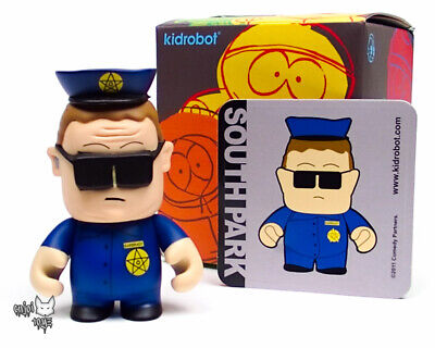 South Park Series 1 Vinyl Mini Figure Brand New Mint in Box Officer Barbrady