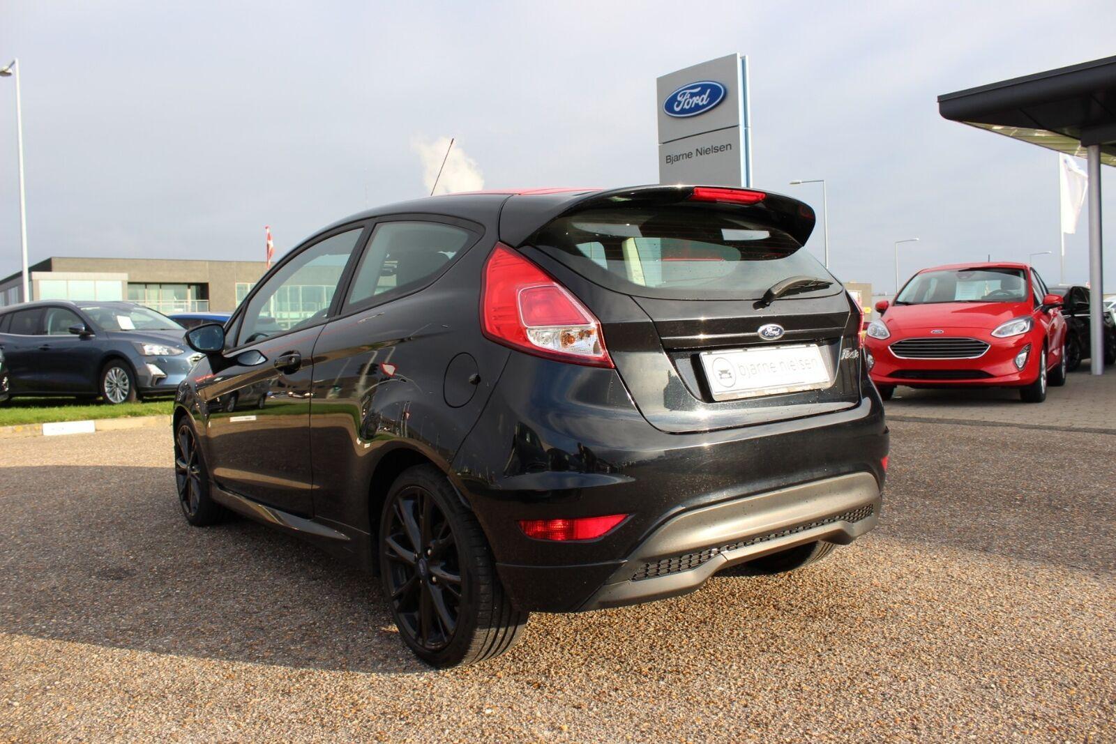 Ford Fiesta 1,0 SCTi 140 Black Edition - billede 2