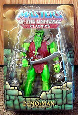 """MASTERS OF THE UNIVERSE Classics__DEMO-MAN 6 """" figure__Exclusive Limited Edition"""