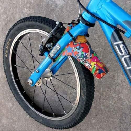 MTB Kids Mudguard Set Mountain Bike Bicycle Fender Front /& Rear RideGuard Mr Han
