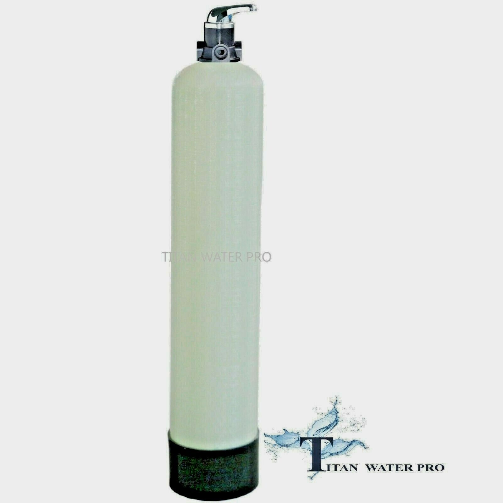 Whole-House Water Filter System Catalytic Carbon 1.5 CU FT - Chloramine Removal