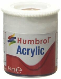 Humbrol-Acrylic-Paint-Brick-Red