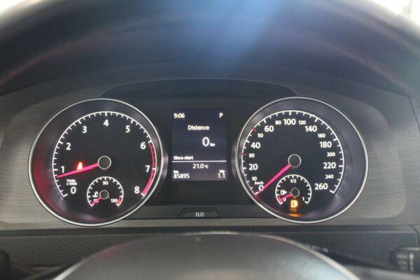VW Golf VII 1,4 TSi 122 Comfortl. Vari. DSG BM - billede 4