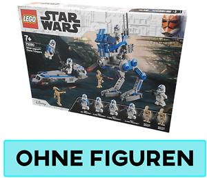 Lego-Star-Wars-75280-Clone-Policiers-de-la-Legion-501-NEUF-avec-neuf-dans-sa-boite-sans-figurines