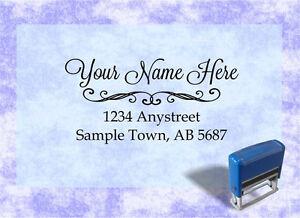 Self-Inking-custom-return-name-address-rubber-stamps-gift-R95
