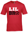 miniature 8 - Lil Bro Kids Boys T-Shirt  Little Brother Kids Boys Tee Top