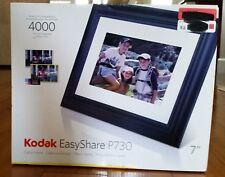 kodak easyshare p730 7 digital picture frame ebay rh ebay com Kodak EasyShare Digital Camera Kodak Digital Frame Manuals