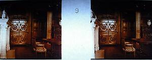 Plaque-photo-stereoscopique-photographie-chateau-de-Pau-vers-1930