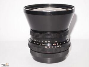 Carl-Zeiss-Jena-Flektogon-MC-4-50mm-Weitwinkel-fur-Pentacon-Six-Bajonett