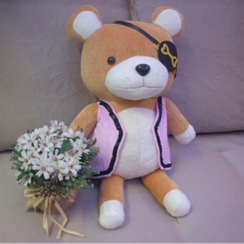 1:1 DIABOLIK LOVERS Sakamaki Kanato/'s Plush Teddy Bear Doll Cosplay Props