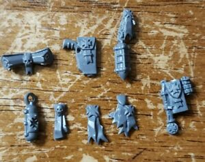 Warhammer 40k Space Marine Bits:Devastator Purity Seals x5