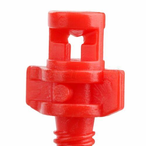 50 x Garden Lawn Micro Irrigation System Water Spray Nozzle 360 Degree Sprinkler