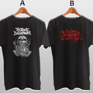 RED HARVEST American Metal Band New T-Shirt Cotton Bloodsimple