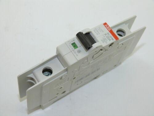 ABB SU201M-K20 1p 20a 277//480v Circuit Breaker NEW 1yr Warranty
