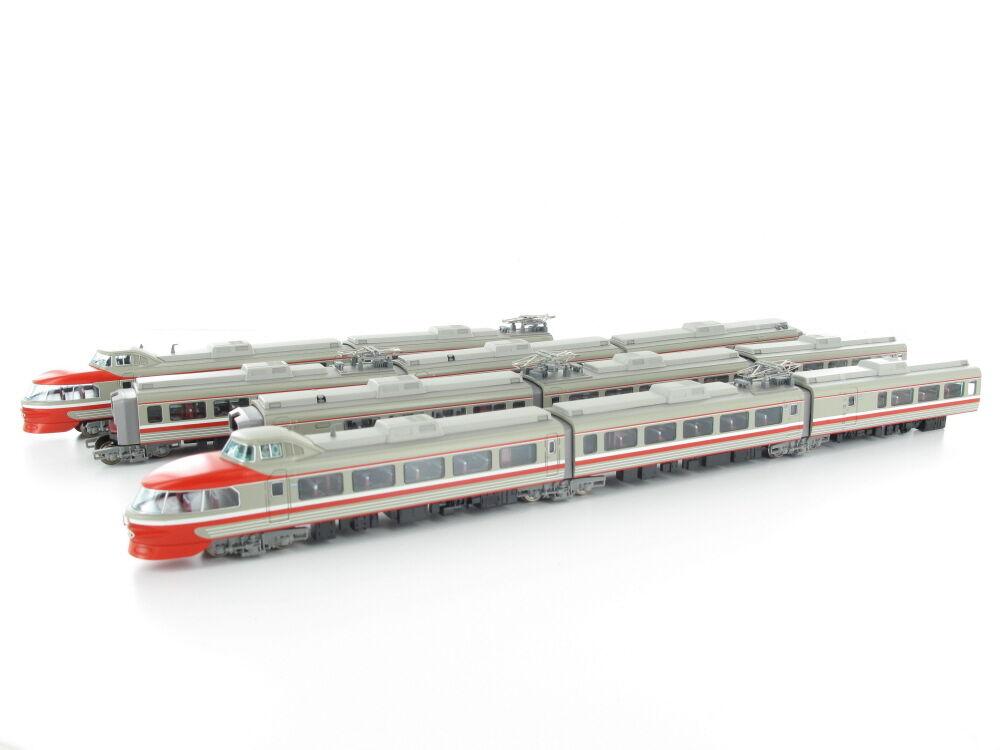 Microace a8156-elektrossoriebzug Odakyu Type 3100 nse-pista N-nuevo