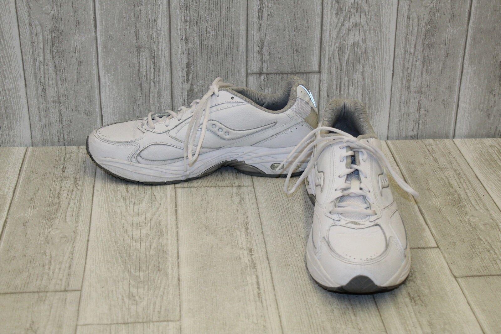 Saucony Grid Omni Walker Sneaker - Men's Size 12 White